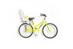 Live Well 30A Bike Rentals & Beach Chairs - 26 Inch Adult Bike With Baby Seat
