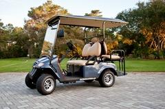 Live Well 30A Bike Rentals & Beach Chairs - 30 A 4 Seat Golf Cart Rentals
