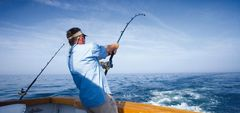 Live Well 30A Bike Rentals & Beach Chairs - 30A Gulf Fishing Trip Half Day