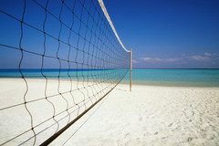 Live Well 30A Bike Rentals & Beach Chairs - 30A Volleyball Net And Ball Rental
