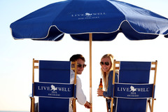 Live Well 30A Bike Rentals & Beach Chairs - Rent Two Beach Chairs And One Umbrella 30A