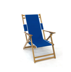 Extra chair that can be added to a beach service set. Product images are for illustrative purposes only and may differ from the actual product.