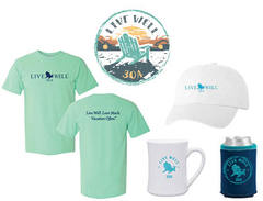 Live Well Souvenir Gift Pack
